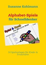 Alphabet-Spiele für Schnelldenker