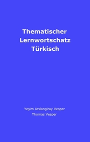 Thematischer Lernwortschatz Türkisch