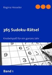 365 Sudoku-Rätsel 1