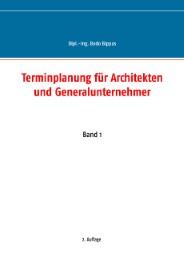 Terminplanung für Architekten und Generalunternehmer