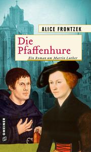 Die Pfaffenhure - Cover