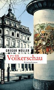Völkerschau - Cover