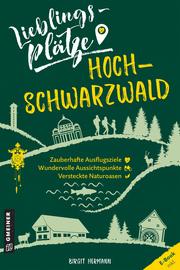 Lieblingsplätze Hochschwarzwald - Cover