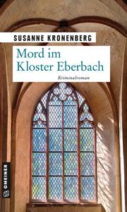 Mord im Kloster Eberbach - Cover