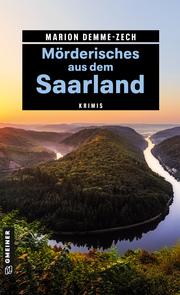 Mörderisches aus dem Saarland - Cover