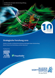 Strategische Forschung 2010