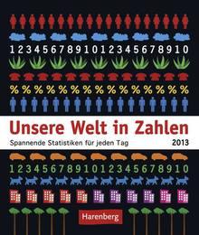 Unsere Welt in Zahlen 2013