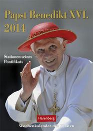 Papst Benedikt XVI. 2014