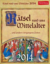Rätsel rund ums Mittelalter 2014