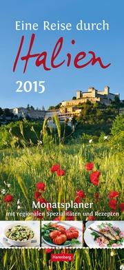 Eine Reise durch Italien 2015