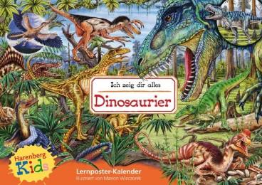 Ich zeig dir alles: Dinosaurier