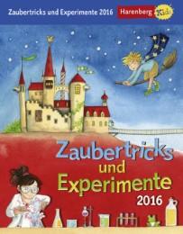 Zaubertricks und Experimente 2016