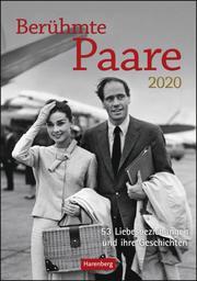 Berühmte Paare 2020
