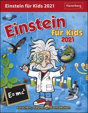 Einstein für Kids Kalender 2021