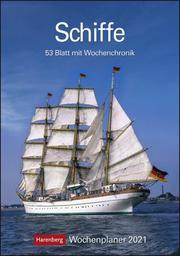 Schiffe Kalender 2021