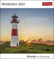 Weisheiten Kalender 2021