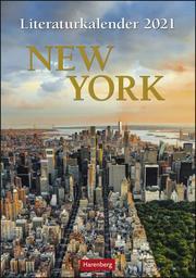 Literaturkalender New York Kalender 2021