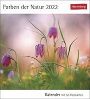 Farben der Natur Kalender 2022