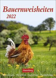 Bauernweisheiten 2022