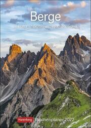 Berge Kalender 2022