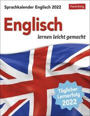 Sprachkalender Englisch 2022