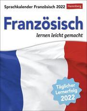 Sprachkalender Französisch 2022