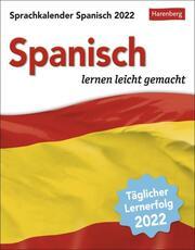 Sprachkalender Spanisch 2022