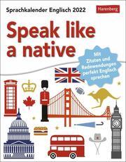 Speak like a native 2022