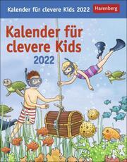 Kalender für clevere Kids 2022