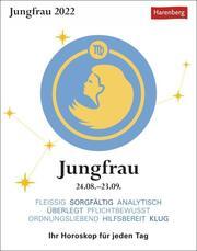 Jungfrau Kalender 2022