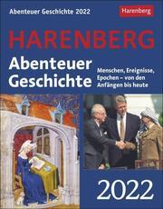 Abenteuer Geschichte Kalender 2022