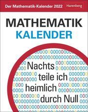 Der Mathematik-Kalender 2022
