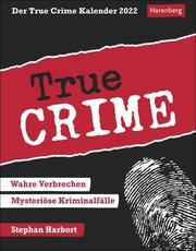 Der True Crime Kalender 2022