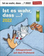 Ist es wahr, dass ...? Kalender 2022
