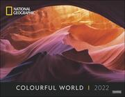 National Geographic - Colourful World 2022