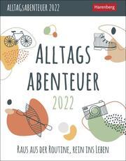 Alltagsabenteuer 2022 - Cover