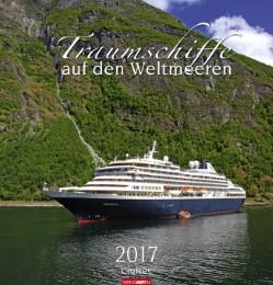 Traumschiffe auf den Weltmeeren 2017