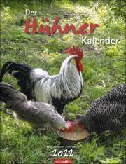 Der Hühnerkalender 2022