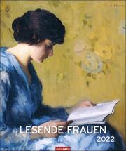 Lesende Frauen 2022