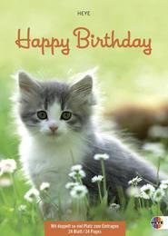 Happy Birthday: Katze
