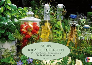 Mein Kräutergarten 2014