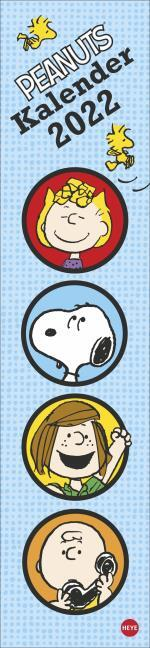 Peanuts Superlong Kalender 2022