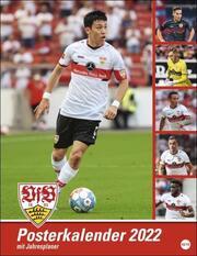 VfB Stuttgart Posterkalender 2022