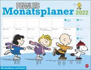 Peanuts Monatsplaner 2022