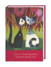 Rosina Wachtmeister - Tagebuch & Kalender 2022
