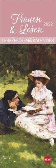 Frauen & Lesen Lesezeichen & Kalender 2022