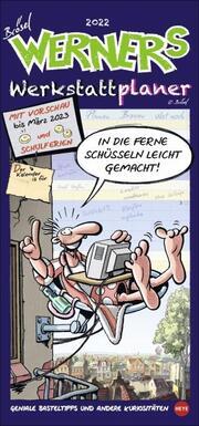 Werner Werkstattplaner 2022