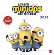 Minions: Auf der Suche nach dem Mini-Boss 2022