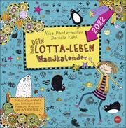 Dein Lotta-Leben Wandkalender 2022