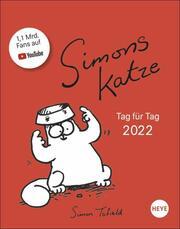 Simons Katze: Tag für Tag 2022